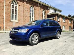 2009 Dodge Journey SXT  + 7 PASSENGER!  $3,999 - CERTIFIED!