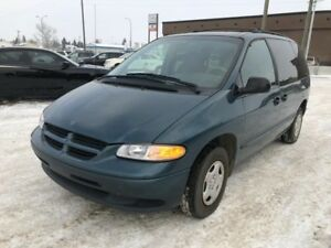 2000 DODGE CARAVAN - Van BASE