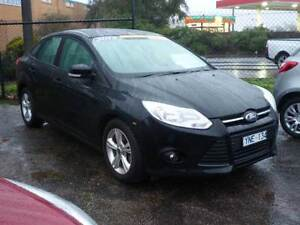 ONE OWNER 2012 FORD FOCUS TREND SEDAN ONLY 58701 Kms Lake Wendouree Ballarat City Preview