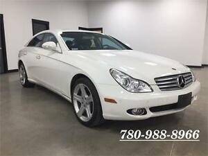2006 Mercedes-Benz CLS500, ONLY HAS 80292 KMS!! Rare Find, MINT!