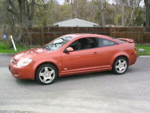 2007 Chevrolet Cobalt SS Coupe (2 door) only 115 klms