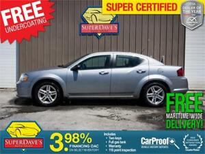 2013 Dodge Avenger SE *Warranty* $88.54 Bi-Weekly OAC