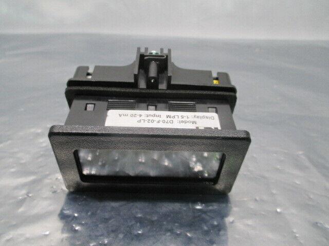NT International D70-F-02-LP Loop Power Process Indicator, 1-5 LPM, 100633