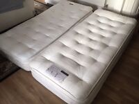RELYON marks & spencer 2 x single mattresses or 1 x 6 ft mattress