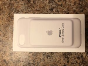 Brand New White iPhone 7 Smart Battery Case