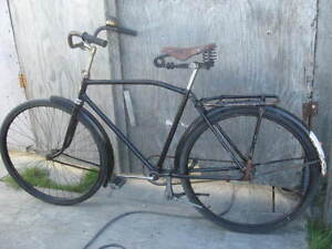 1949 CCM men's bike  21""