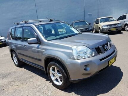 2008 Nissan X-Trail T31 TS (4x4) Grey 6 Speed Manual Wagon Campbelltown Campbelltown Area Preview