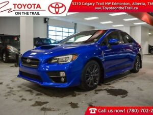 2016 Subaru WRX Sport Pkg, Sunroof, Bluetooth, Backup Camera, Bl