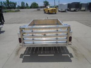 DISCOUNTED PRICE - QUALITY ALL ALUMINUM 5X8 UTILITY TRAILER London Ontario image 2
