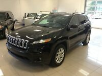 2014 Jeep Cherokee North NOIR 4X4 UCONNECT SELECT-TERRAIN