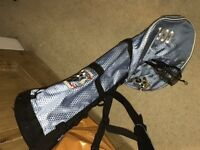 One of a kind Coventry City FC golf bag
