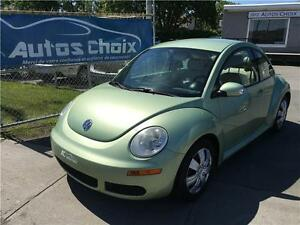 VOLKSWAGEN NEW BEETLE COUPE 2007 **48$/SEM.**CUIR**A/C**