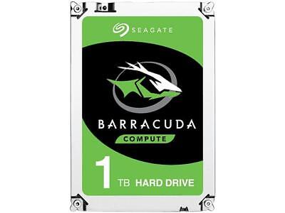 Seagate 1Tb Barracuda 5400 Rpm 128Mb Cache Sata 6 0Gb S 2 5  Laptop Internal Har