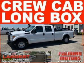 2016	Ford	F-250 Crew Cab 8FT Box 2wd
