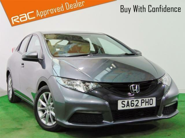2013 Honda Civic 1.4 i VTEC SE 5dr Petrol Manual + APPROVED BY THE RAC +