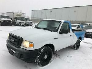 2010 Ford Ranger - Regular Cab- Rear Wheel Drive