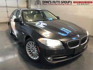 2013 BMW 5 Series 535i xDrive Navigation Sunroof No Accidents