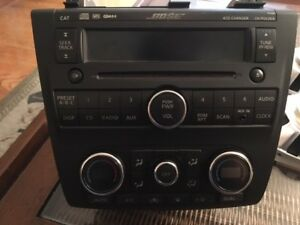 Nissan Altima Bose Stereo System with amp and speakers!