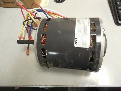Trane 34 Hp Electric 1 Phase Ac Motor Mot11994