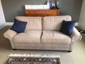 Moran 2 seater sofa bed in good condition! Mosman Mosman Area Preview