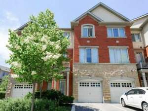 3 + 1 Bed Townhouse in Mississauga