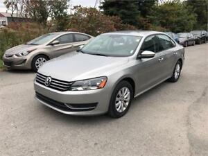 2012 Volkswagen Passat, safety & ETEST for ON or QC INCL.