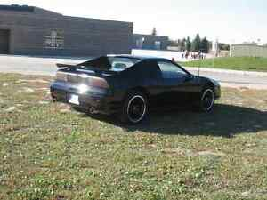 1986 built and customized fiero gt