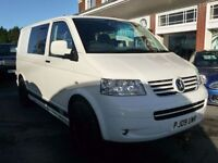 VOLKSWAGEN TRANSPORTER 1.9 T28 TDI SWB 1d 101 BHP NOW REDUCED BY £5 (white) 2009