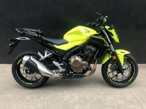 2016 Honda CB500FA (ABS) Epping Whittlesea Area Preview