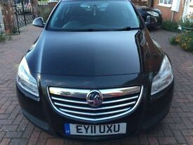 2011 VAUXHALL INSIGNIA 2.0CDTI ECOFLEX 130 FULL SERVICE 1 OWNER CAMBELT CHANGED