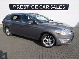FORD MONDEO 2.0 TITANIUM X BUSINESS EDITION TDCI 5d 138 BHP (brown) 2014