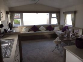 2016 QUALITY Delta Resort 2 bed £39,700 Trecco Bay Porthcawl South Wales SITE FEES INCLUDED
