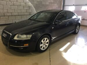 2005 Audi A6 EXECUTIVE PACKAGE