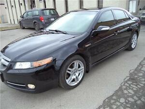 2007 Acura TL ACCIDENT FREE FINANCING AVAILABLE ALL ORIGINAL