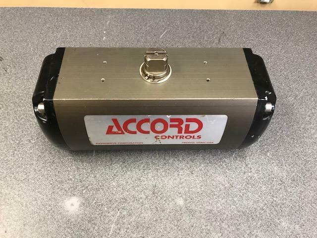 Accord Controls Automax SNA-100 Flowserve Automax Valve Automation 150PSIG