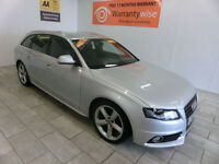 2009 Audi A4 Avant 2.0TDI ( 170ps ) S Line ***BUY FOR ONLY £48 PER WEEK***