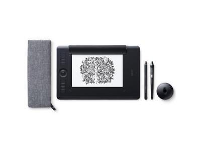 Wacom Intuos Pro Paper Edition Creative Pen Tablet, Medium, Black #PTH660P for sale  Richmond Hill