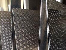 Steel Checker Plate - Aluminium Treadplate 5 bar and Propeller Beenleigh Logan Area Preview