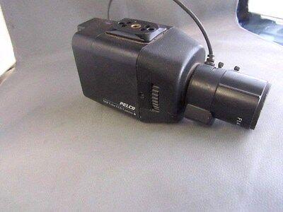 PELCO SURVEILLANCE SECURITY CAMERA DSP COLOR CDD **NO POWER - Dsp Color Security Camera
