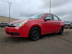 2008 Ford Focus SE **Low Mileage** REMOTE START!