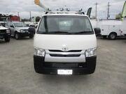 2014 Toyota Hiace White Automatic Van Pakenham Cardinia Area Preview