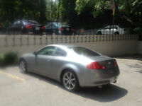 Infiniti G35 FULL options Coupé ---102 000 Km --- NO TAX (négo)