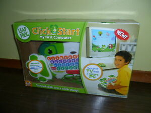 Leap Frog - Click Start - My First Computer