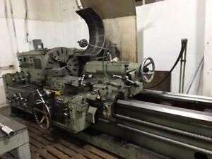 STANKO Model 1A64x2800, EXTRA Heavy Duty Manual Lathe