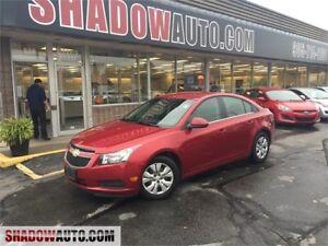 2012 Chevrolet Cruze LT Turbo- AUTO- A/C- PW LOCKS- PW WINDOWS
