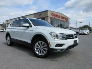 2018 Volkswagen Tiguan 4MOTION, HTD. SEATS, BT, CAMERA, 23K!
