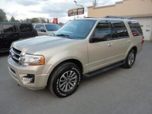 Ford Expedition 2017 XLT-Navi-Cuir-4X4-8Pass-DemDist a vendre