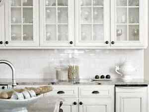 Factory grade cabinet painting is what we do best. Visit Website
