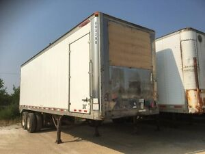 2009 Great Dane Tandem Dry Van, Used Dry Van