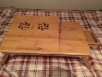 Bed Shelf for laptop or coffee